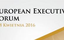 European Executive Forum 2016