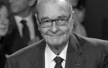 President Jacques Chirac 1932-2019
